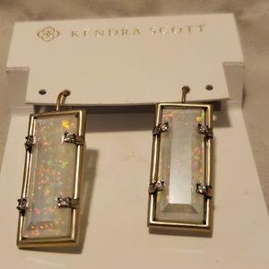 Kendra Scott Knox Kyocera Earrings